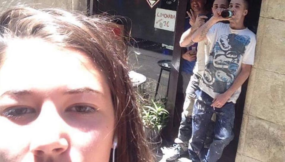 This Hero Took Selfies With Every Single Dickhead Who Catcalled Her