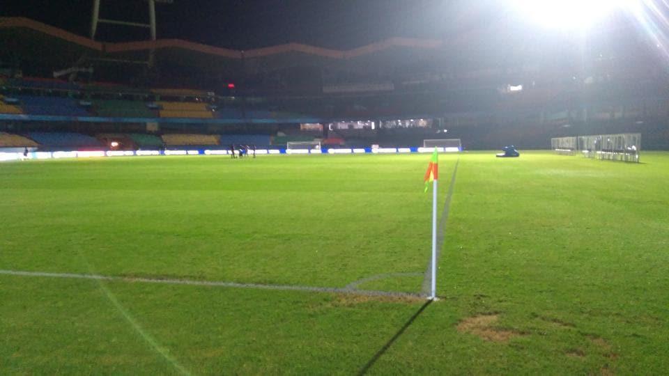 Kochi will host one quarterfinal match at the FIFAU-17 World Cup.