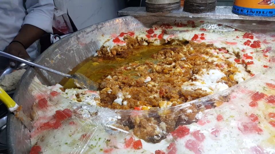 Tried and Tasted,Rahul Verma food writer,Matia Mahal food
