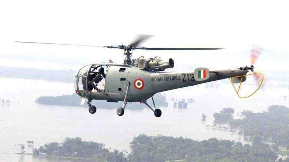 5 killed, 1 injured after IAF helicopter crashes in Arunachal Pradesh