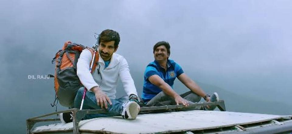 Ravi Teja,Raja The Great,Raja The Great trailer