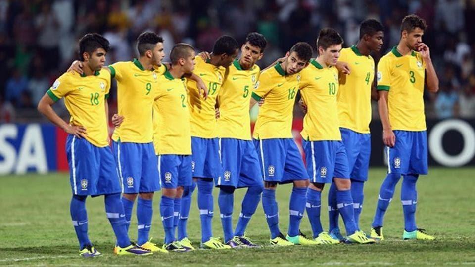 FIFA U-17 World Cup,FIFA U-17 World Cup 2017,Brazil vs Spain