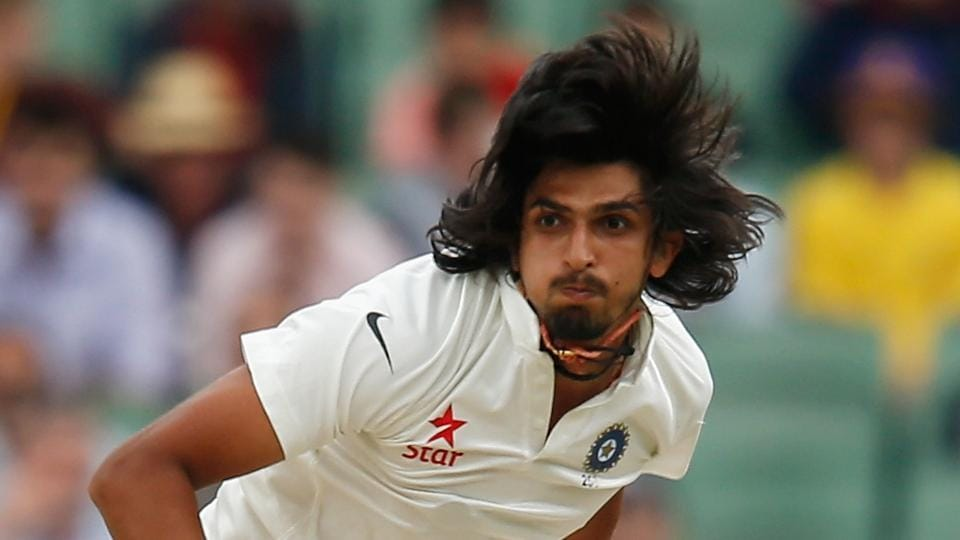 Ishant Sharma picked up three wickets on his captaincy debut as Delhi started off well against Assam on the opening day of the Ranji Trophy.