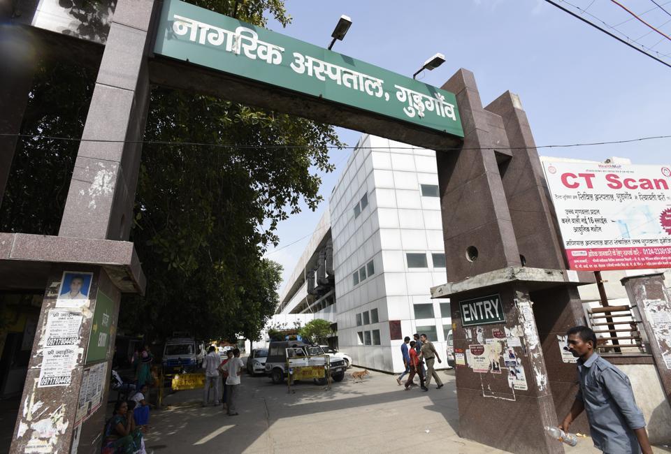 The proposed diagnostic laboratory will take the load off Gurgaon civil hospital.
