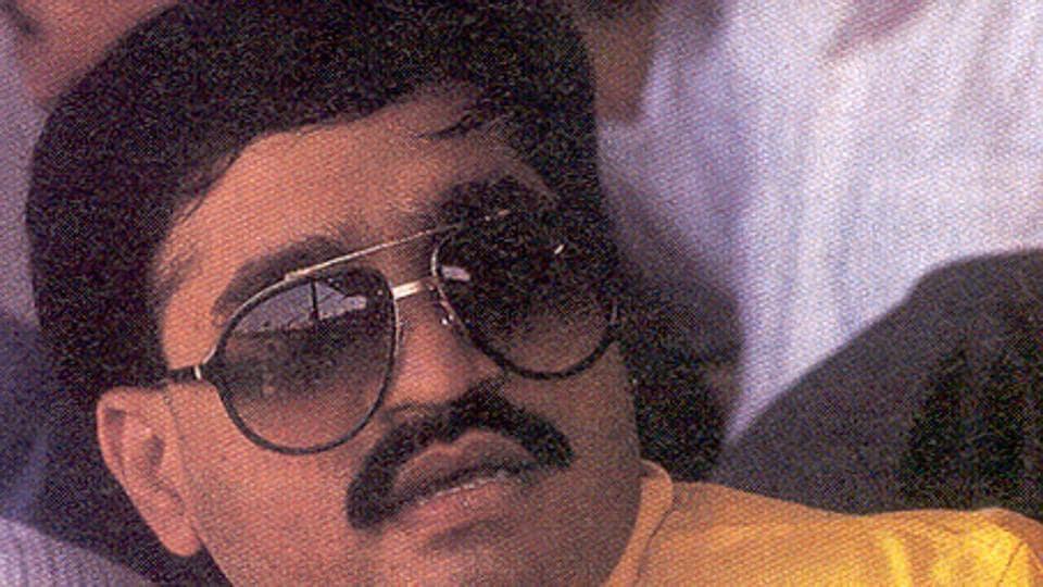 Dawood Ibrahim.