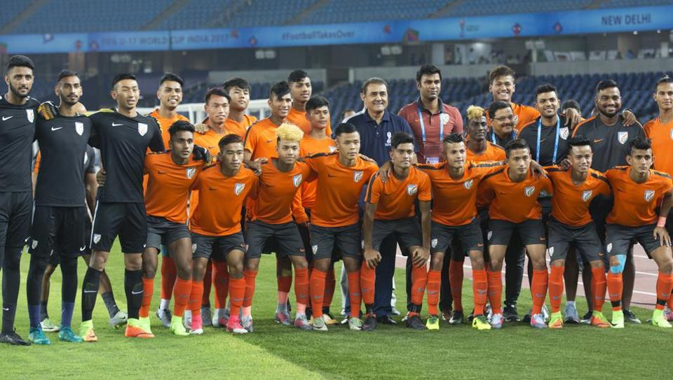 The Indian football team represents the breadth of the country. It boasts players of Hindu, Sikh, Christian and Muslim backgrounds, from places as disparate as Kerala and the northeast (the under-17 squad is particularly full of players from the northeast, the growing centre of Indian football)