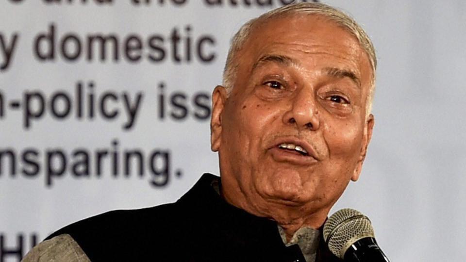 Yashwant Sinha,BJP,Bharatiya Janata Party