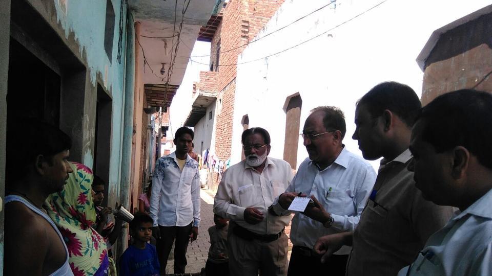 Ghaziabad,Muradnagar,health department