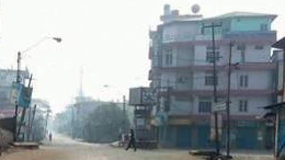 Residents of a Nagaland town Chumukediama, located some 14Km from the state's commercial hub Dimapur, adopted a resolution to restrict entry of illegal Bangladesh immigrants.