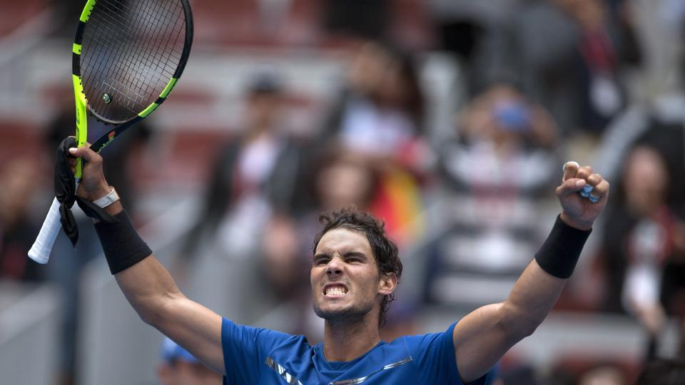 Rafael Nadal entered the semi-final of the China Open as he continued his magnificent form with a 6-4, 7-6 (7/0) over John Isner.