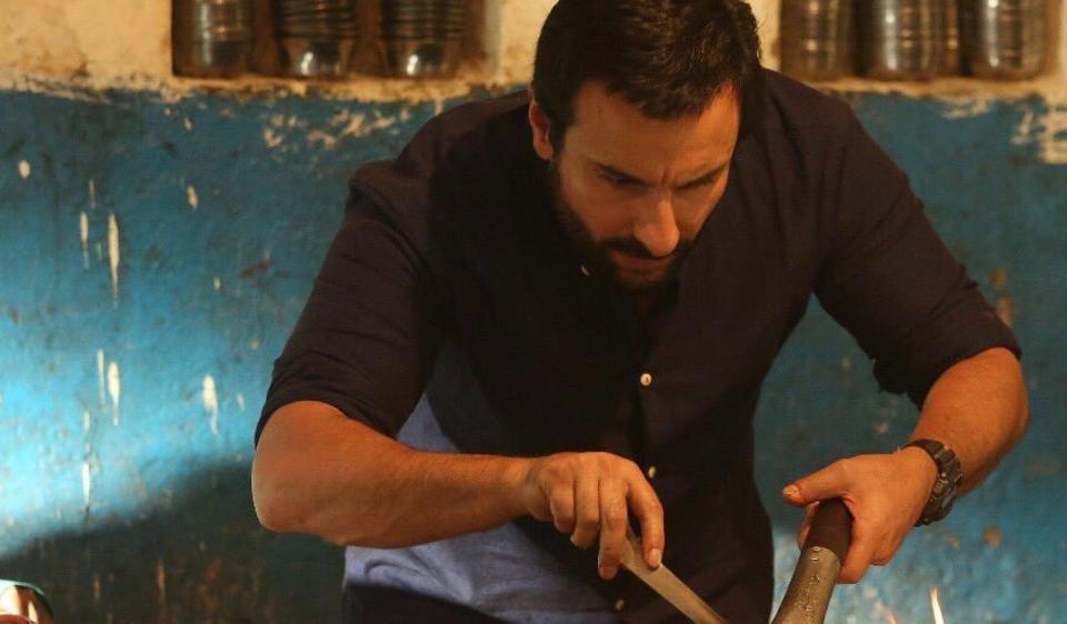 Chef movie review,Saif Ali Khan,Raja Krishna Menon