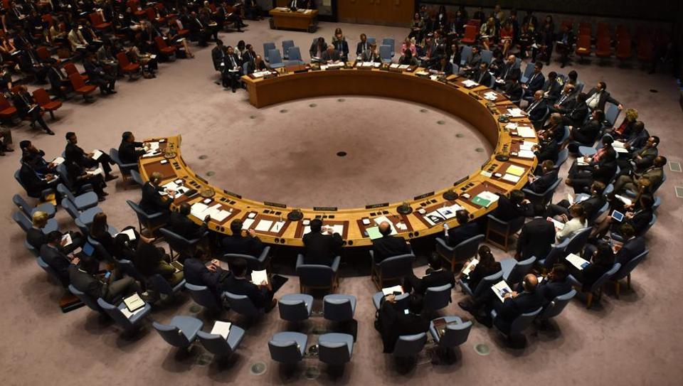 UN Security Council,United Nations,Yedla Umasankar
