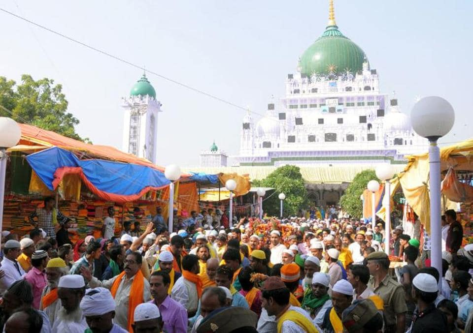 A Mega Fair Inaugurated At Dewa Sharif On Friday Became A Huge Crowd Puller
