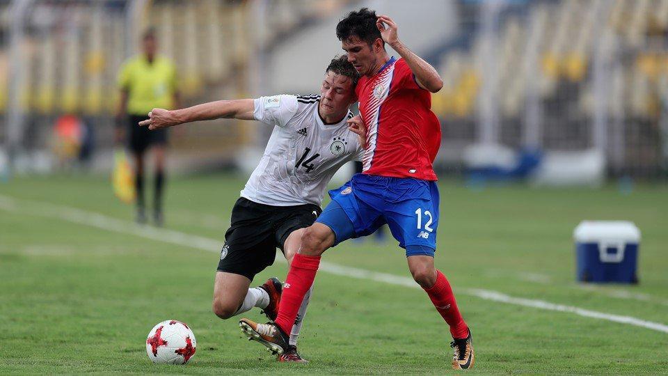 FIFAU-17 World Cup,Germany vs Costa Rica,Germany Football Team