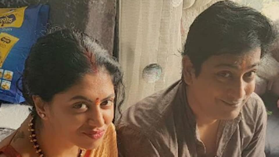 Actor Kavita Kaushik married Ronnit Biswas in January this year.