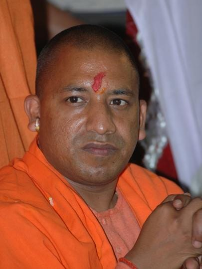 Yogi Adityanath,Chief minister,Uttar Pradesh