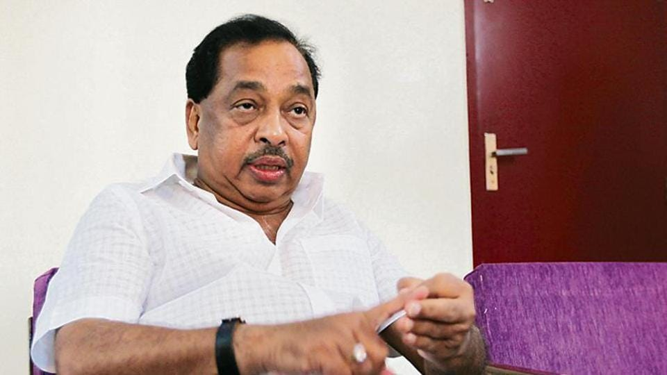Narayan Rane's New Party To Join The NDA, Amid Shiv Sena Opposition
