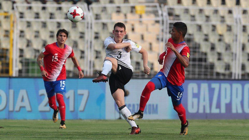 FIFA U-17 World Cup,Germany vs Costa Rica,Germany Football Team