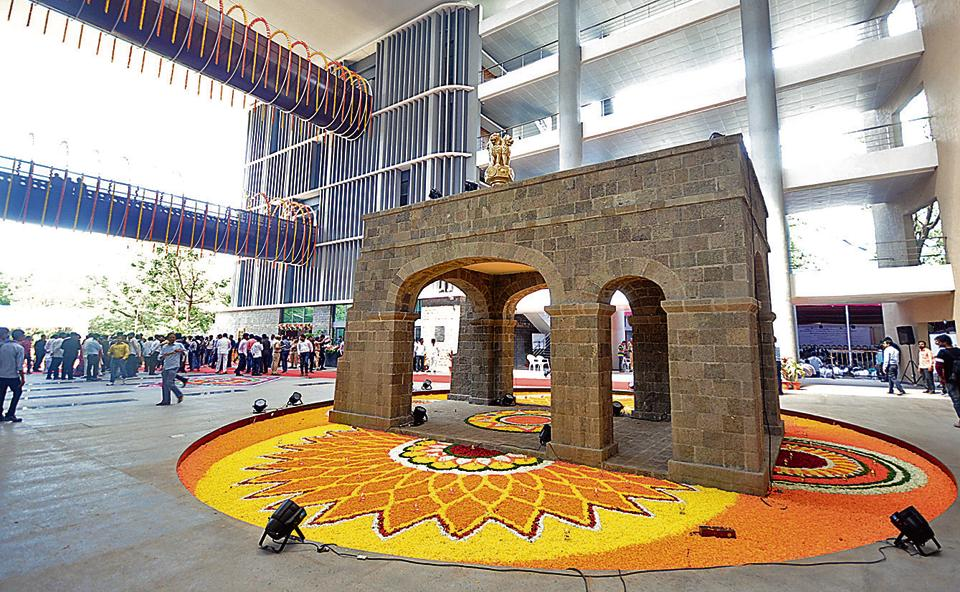 The new building was inaugurated by chief minister Devendra Fadnavis on Saturday.