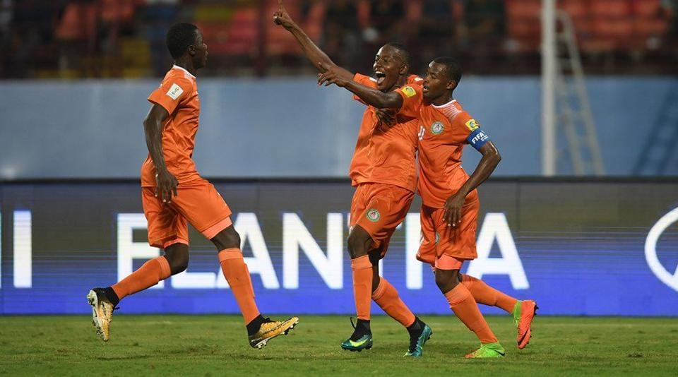 Niger beat North Korea in their opening Group D match in Margao.