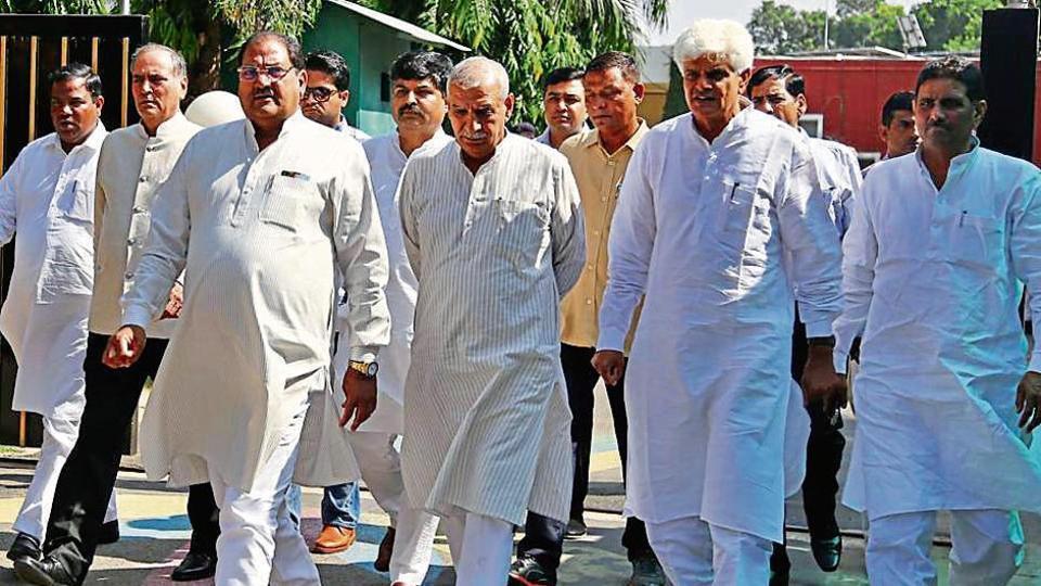 Haryana opposition,Dadupur-Nalvi canal project,Bhupinder Singh Hooda