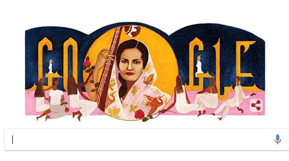 Begum Akhtar,Mallika-e-Ghazal,Google