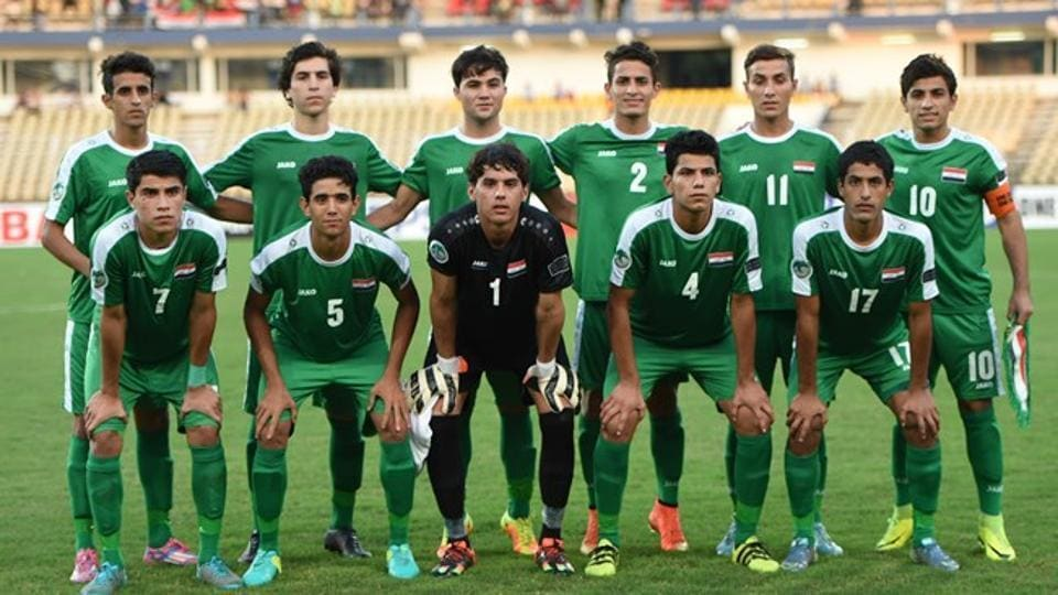 Iraq hold Mexico to a draw in Group F