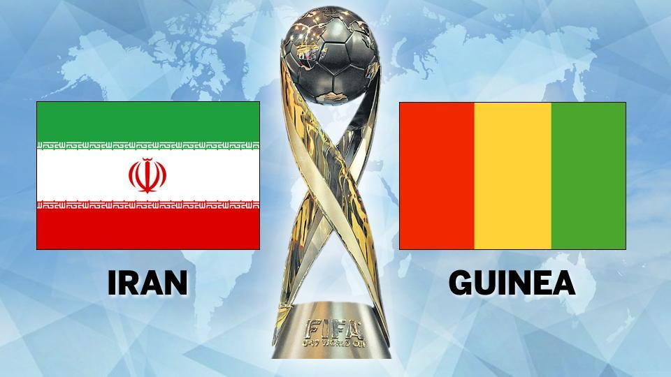 Iran opened their FIFA U-17 World Cup campaign with a 3-1 win in the group C match against Guinea in Goa. Get full football score and highlights of Iran vs Guinea here.