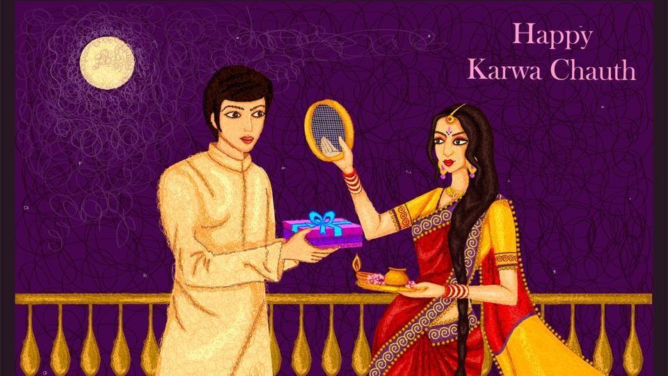 Karwa Chauth,Karwa Chauth info,Karwa chauth timings