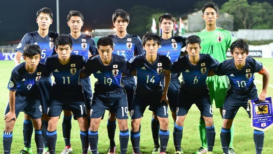 FIFA U-17 World Cup,FIFA U-17 World Cup 2017,Japan football team