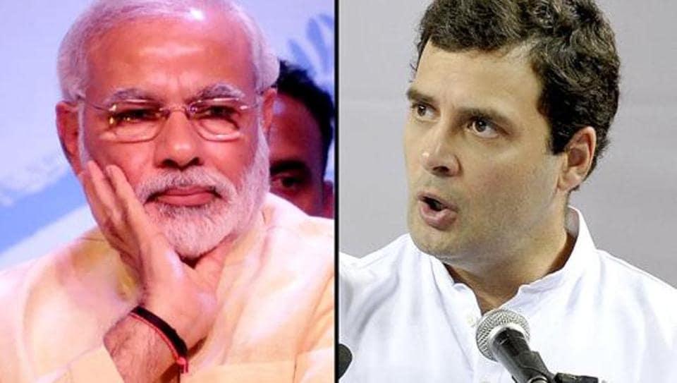 GST,Modi,Rahul Gandhi