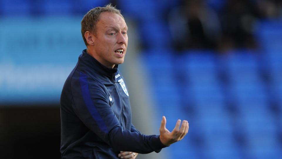 Steve Cooper took charge of the England U-17 team in 2015.