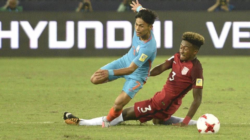 FIFA U-17 World Cup,FIFA Under-17 World Cup,Indian U-17 Football team