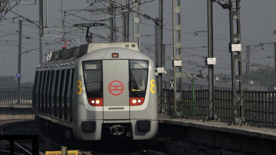 The Delhi Metro is set for its second fare hike in eight years on Tuesday.