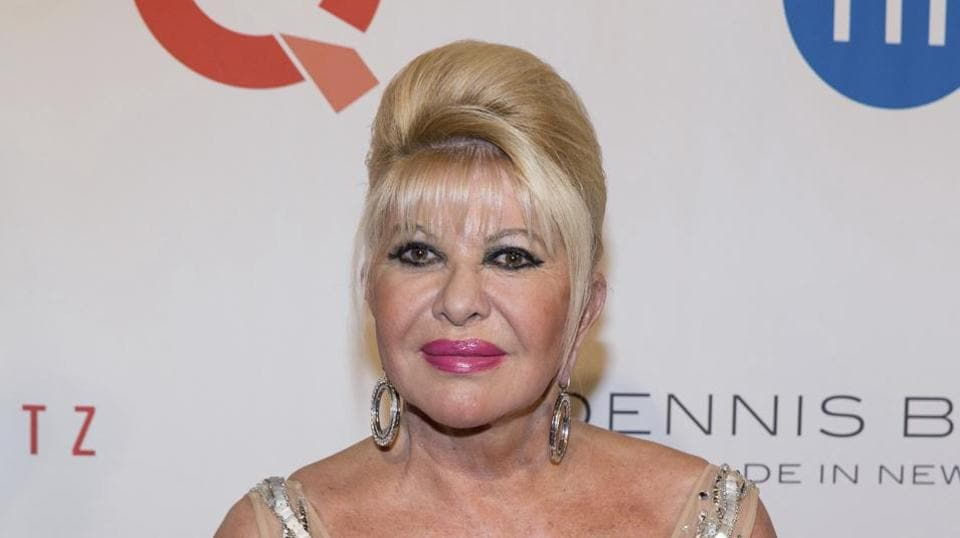 Ivana Trump has written a book on a tumultuous period in Donald Trump's life, including the messy divorce that was splashed across New York's tabloids for weeks.