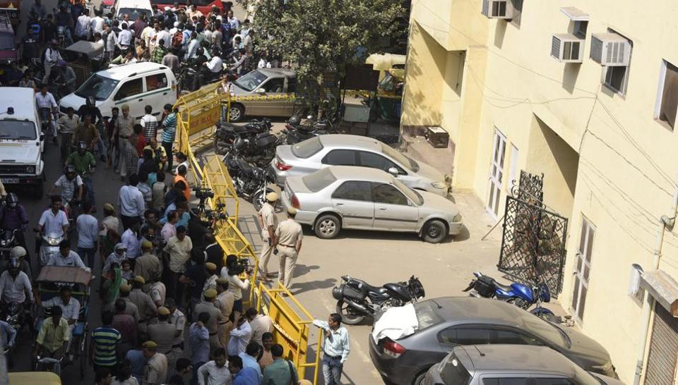 Shahdara,murders,Jindal Oil Mills