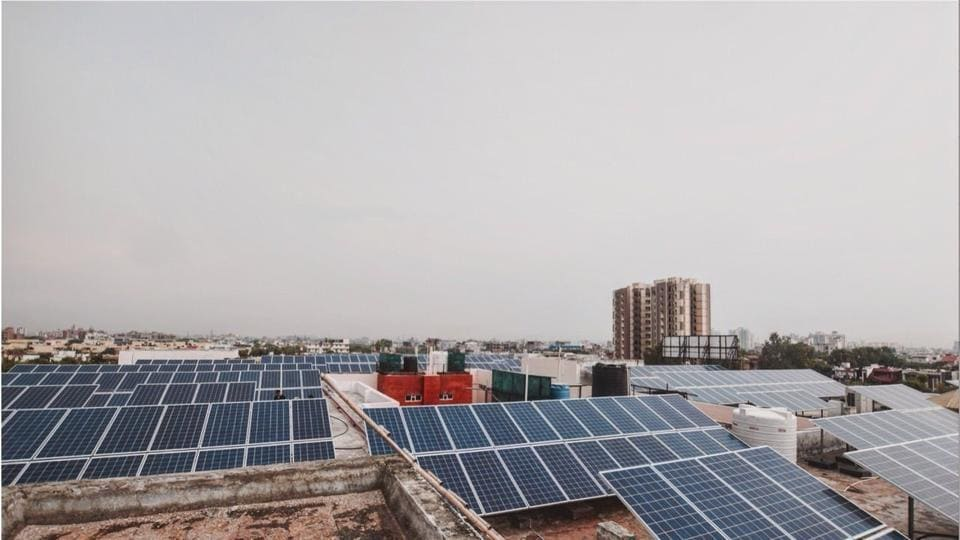 Rooftop solar plants to end power cuts in Greater Noida ...