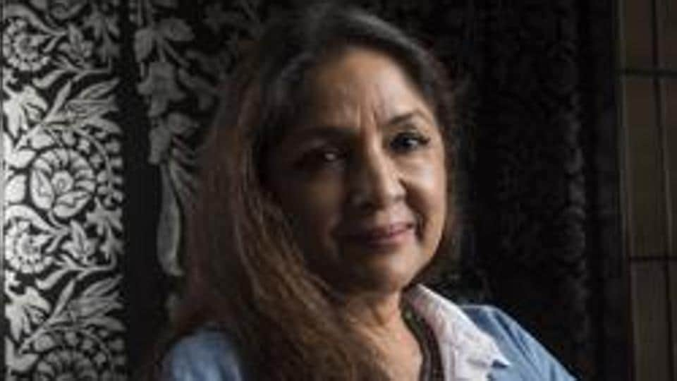 Actor Neena Gupta