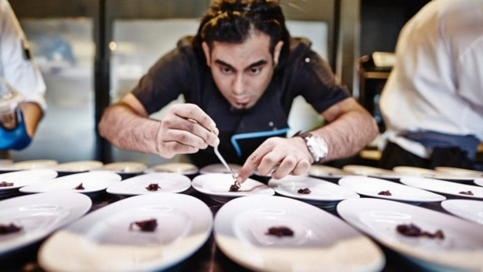 Gaggan Anand has changed how Indian food is looked at with his progressive cuisine.