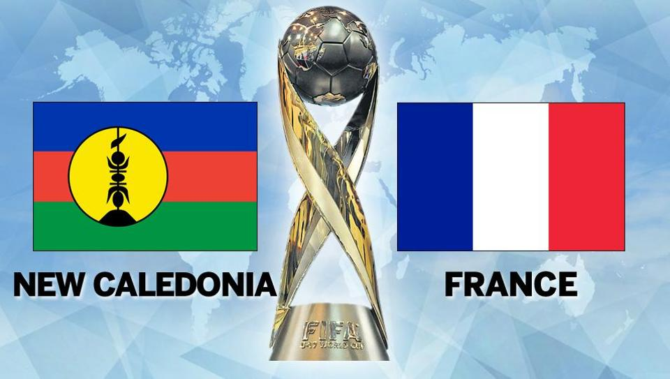 New Caledonia were beaten 7-1 by France in the opening Group E match in Guwahati. Get full football score of New Caledonia vs France, FIFA U-17 World Cup, here.