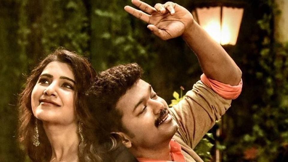 Samantha Ruth Prabhu is paired opposite Vijay in the upcoming film, Mersal.