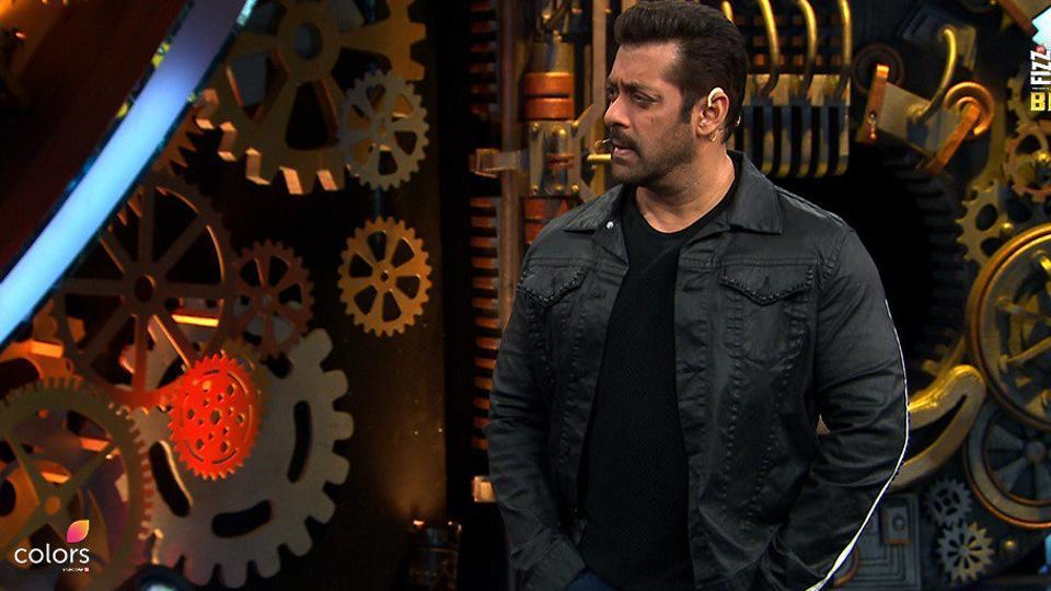 Bigg Boss 11,Weekend Ka Vaar,Salman Khan