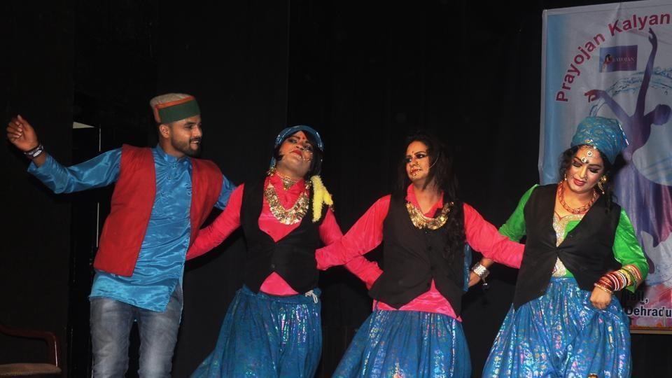 Uttarakhand,LGBT,dance group