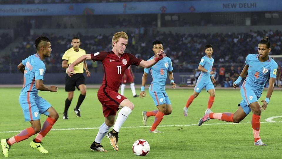 FIFA U-17 World Cup,India national football team,Football
