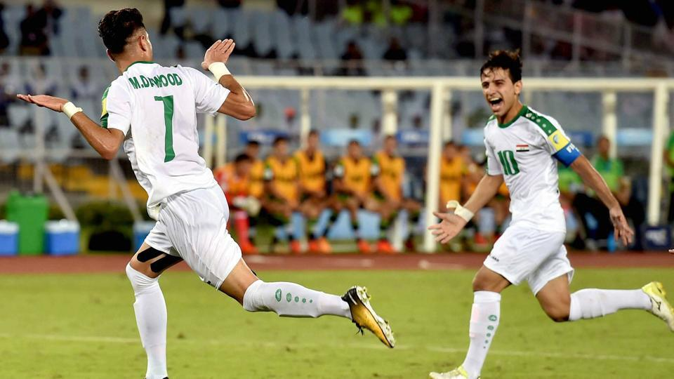 FIFA U-17 World Cup,Mohammed Dawood,Mexico national football team