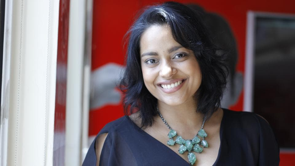Actor Shahana Goswami has a kissing scene with Barun Sobti, in her latest release Tu Hai Mera Sunday.