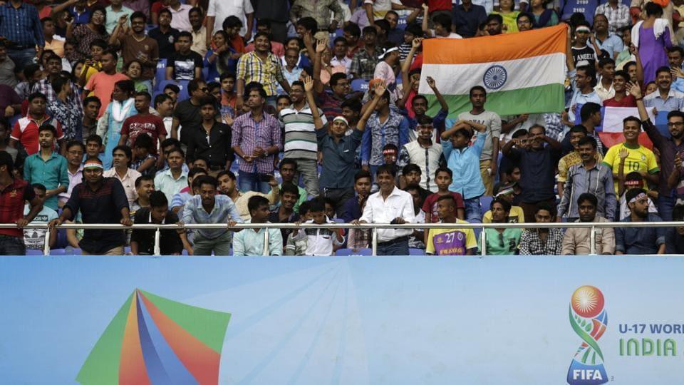 FIFA U-17 World Cup,Salt Lake stadium,Kolkata