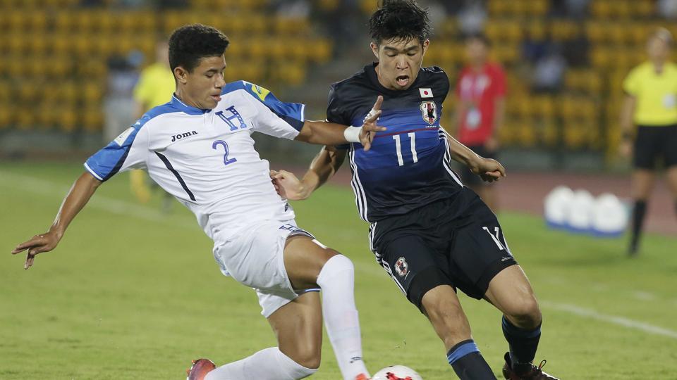 FIFA U-17 World Cup,Keito Nakamura,Japan National football team