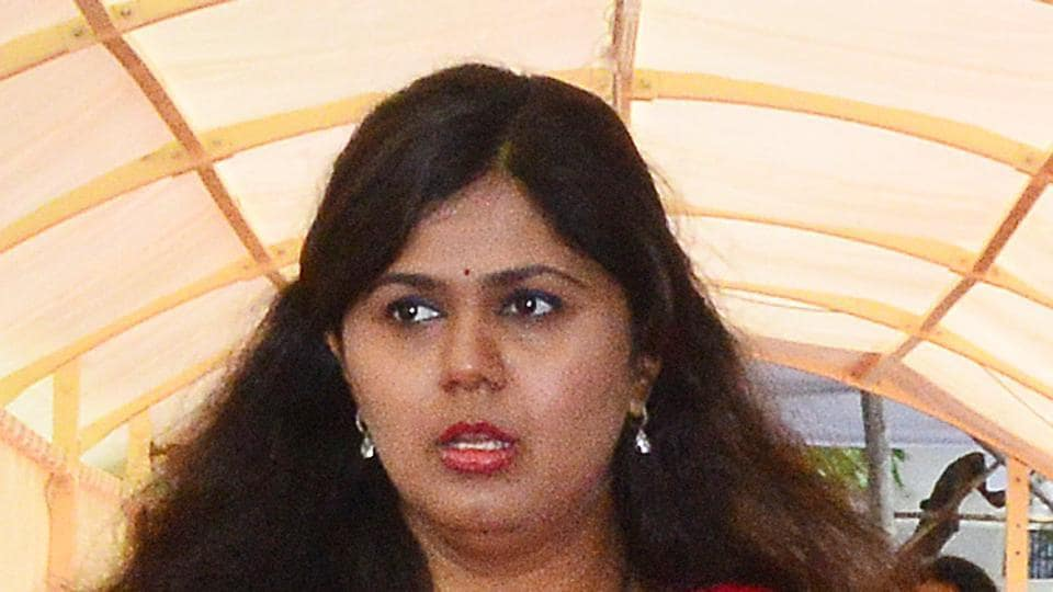 My people have accepted me with my open hair, in a salwar suit and with my attitude, says Pankaja Munde.