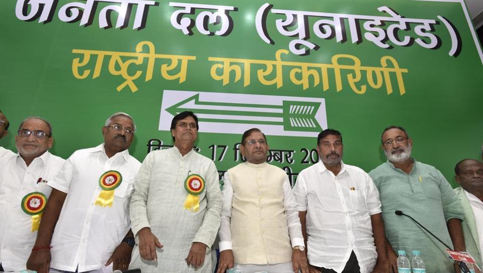 Sharad Yadav,Janata Dal (United),Janata Dal United